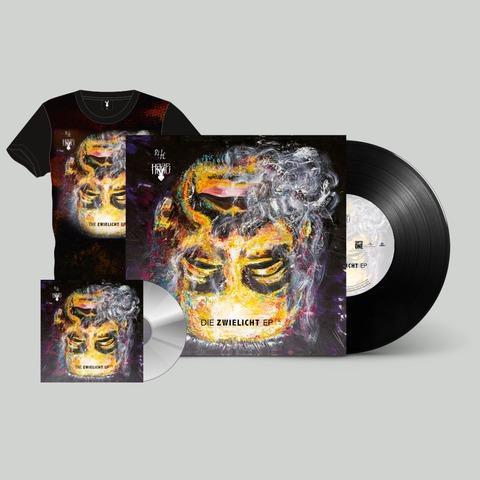 Zwielicht EP (10inch LP Bundle) von Haze - 10inch LP BUndle jetzt im Haze Official Store